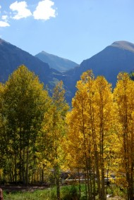Fall shots in and around the Telluride valley.